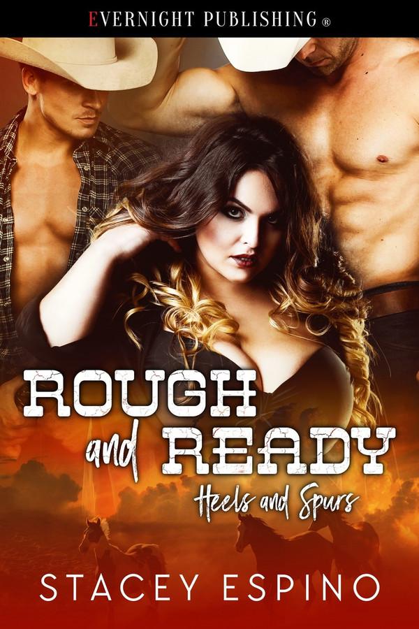 Genre: Western Menage (MFM) Romance  Heat Level: 4  Word Count: 45, 000  ISBN: 978-1-77339-561-6  Editor: Audrey Bobak  Cover Artist: Jay Aheer