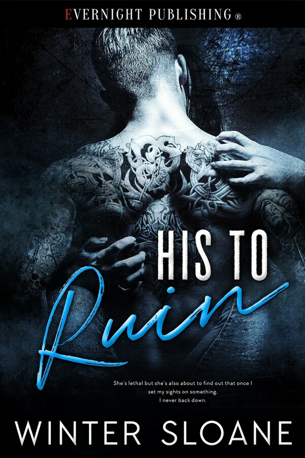 Genre: Erotic Dark Romance  Heat Level: 3  Word Count: 24, 950  ISBN: 978-1-77339-588-3  Editor: Karyn White  Cover Artist: Jay Aheer