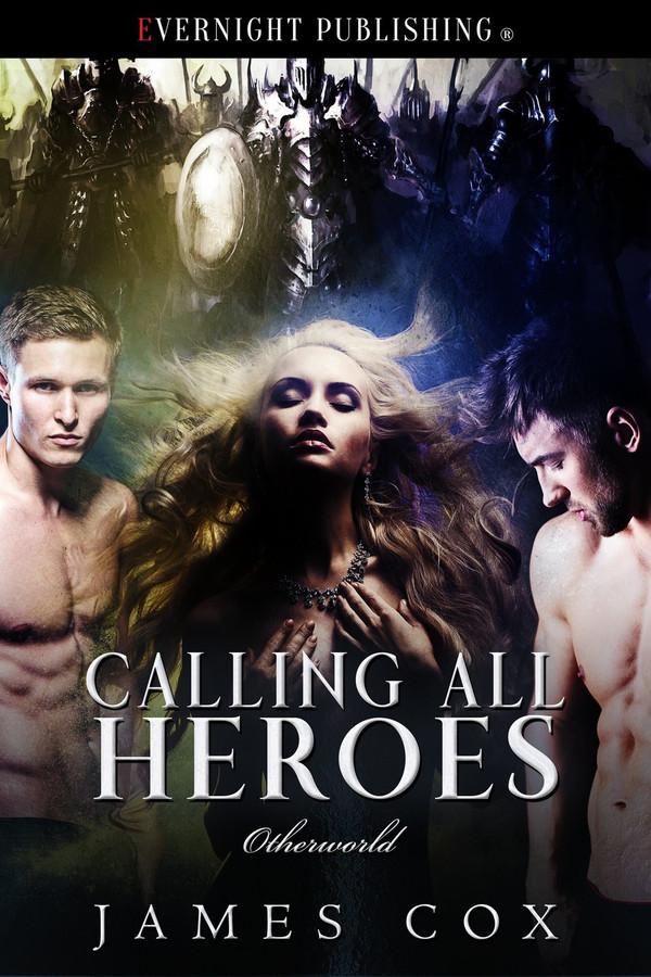 Genre: Erotic Fantasy Menage (MMF) Romance  Heat Level: 4  Word Count: 34, 700  ISBN: 978-1-77339-622-4  Editor: CA Clauson  Cover Artist: Jay Aheer