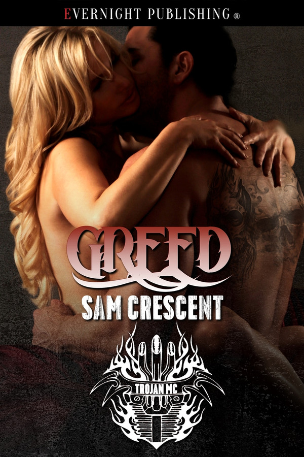 Genre: Erotic Contemporary MC Romance  Heat Level: 4  Word Count: 41, 630  ISBN: 978-1-77339-745-0  Editor: Karyn White  Cover Artist: Sour Cherry Designs