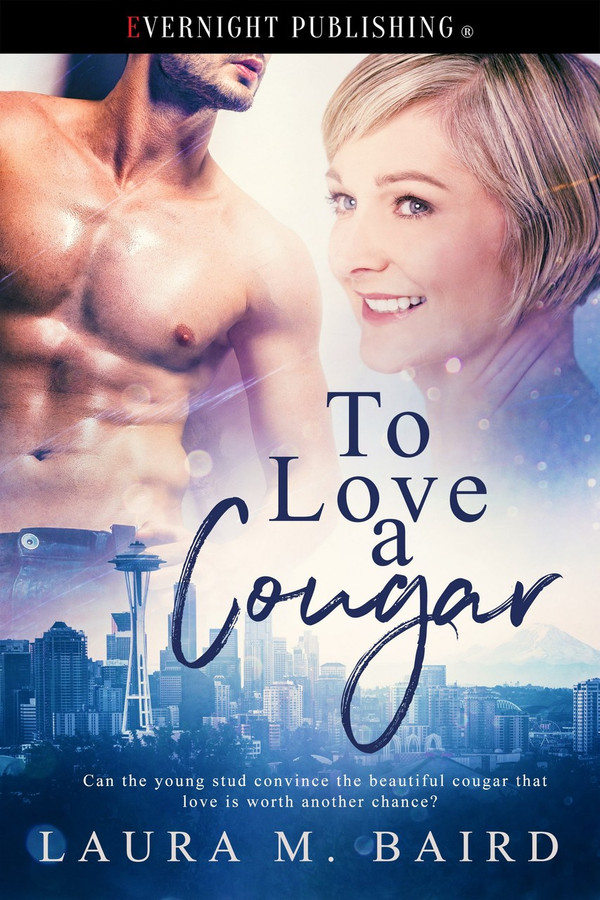 Genre: Contemporary May/December Romance  Heat Level: 3  Word Count: 21, 910  ISBN: 978-1-77339-783-2  Editor: Audrey Bobak  Cover Artist: Jay Aheer