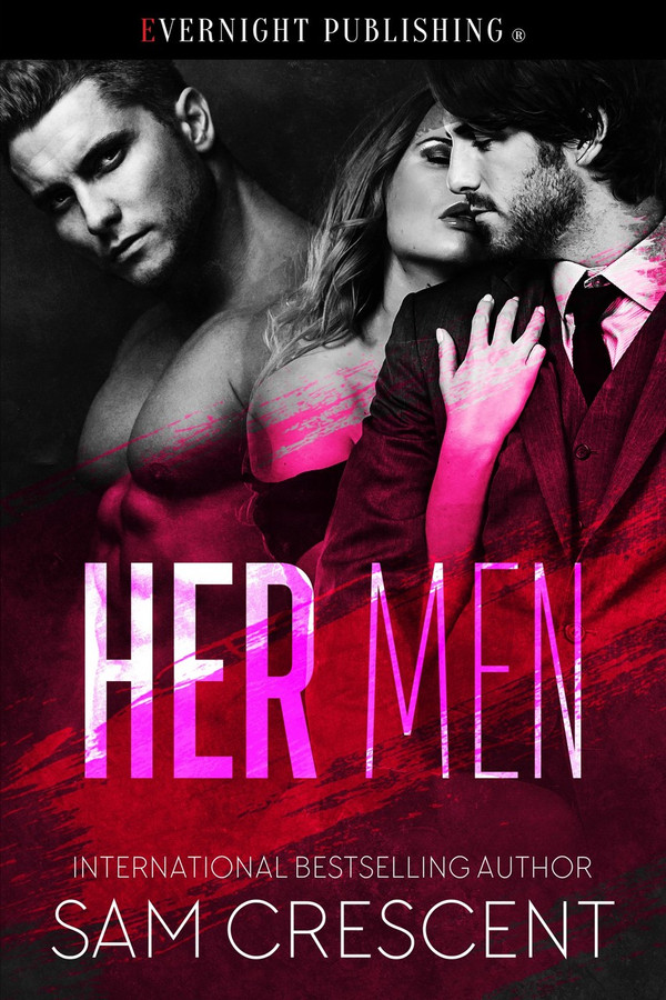Genre: Erotic Contemporary Menage (MMF) Romance  Heat Level: 4  Word Count: 32, 575  ISBN: 978-1-77339-843-3  Editor: Karyn White  Cover Artist: Jay Aheer