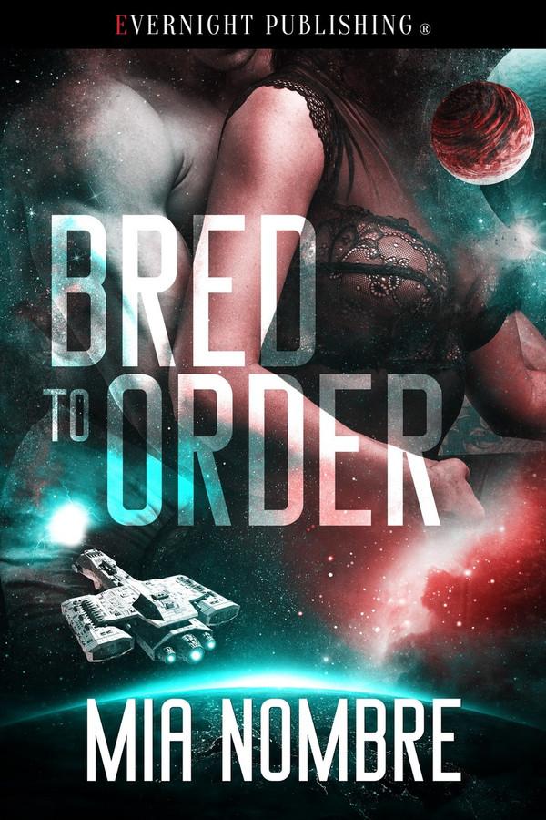 Genre: Erotic Sci-Fi Romance  Heat Level: 3  Word Count: 29, 930  ISBN: 978-1-77339-881-5  Editor: Karyn White  Cover Artist: Jay Aheer