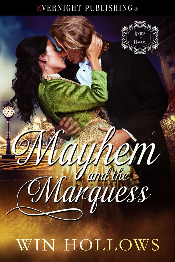 Genre: Historical Romance  Heat Level: 2  Word Count: 96, 350  ISBN: 978-1-77339-917-1  Editor: CA Clauson  Cover Artist: Jay Aheer
