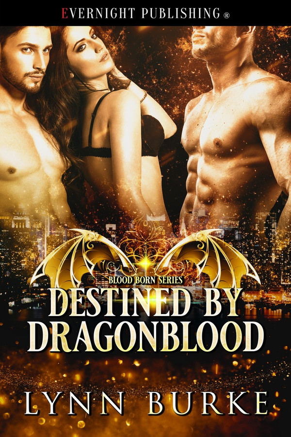 Genre: Erotic Paranormal Menage (MMF) Romance  Heat Level: 4  Word Count: 52, 800  ISBN: 978-1-77339-937-9  Editor: Karyn White  Cover Artist: Jay Aheer