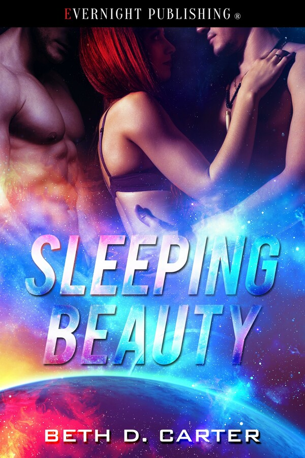Genre: Erotic Sci-Fi Menage (MMF) Romance  Heat Level: 4  Word Count: 42, 600  ISBN: 978-1-77339-964-5  Editor: CA Clauson  Cover Artist: Jay Aheer