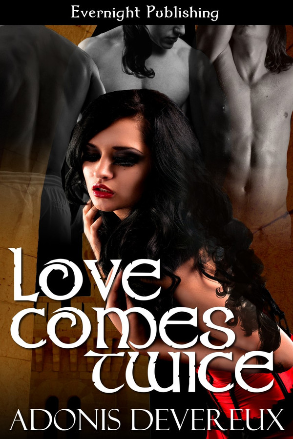 Genre: Erotic Fantasy Romance  Heat Level: 4  Word Count: 74, 620  ISBN: 978-1-77130-044-5  Editor: Marie Medina  Cover Artist: Sour Cherry Designs