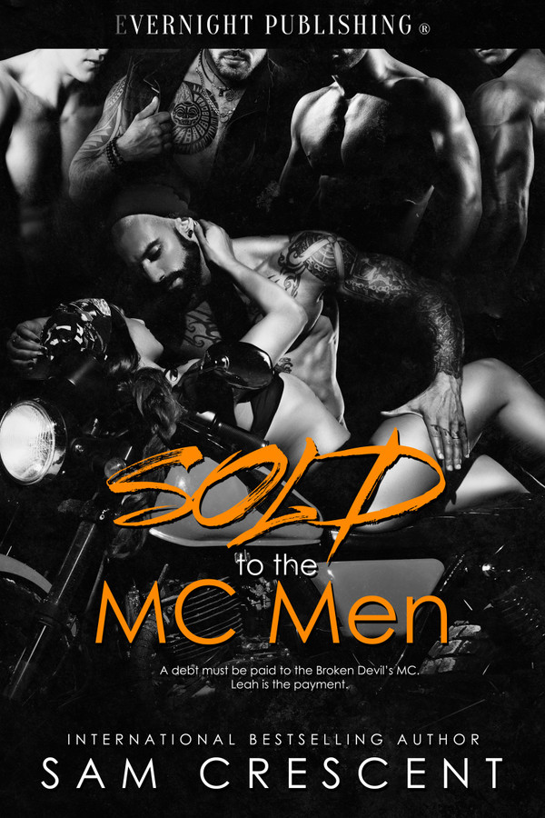 Genre: Erotic MC Menage (MFMMMM) Romance  Heat Level: 4  Word Count: 39, 740  ISBN: 978-1-77339-995-9  Editor: Karyn White  Cover Artist: Jay Aheer