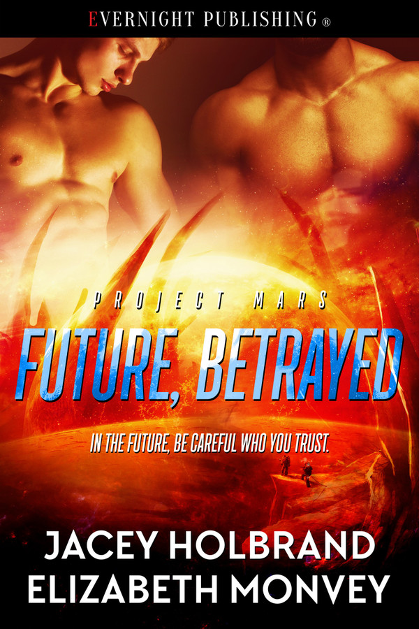 Genre: Alternative (MM) Sci-Fi Romance  Heat Level: 3  Word Count: 35, 000  ISBN: 978-0-3695-0008-3  Editor: Karyn  White  Cover Artist: Jay Aheer