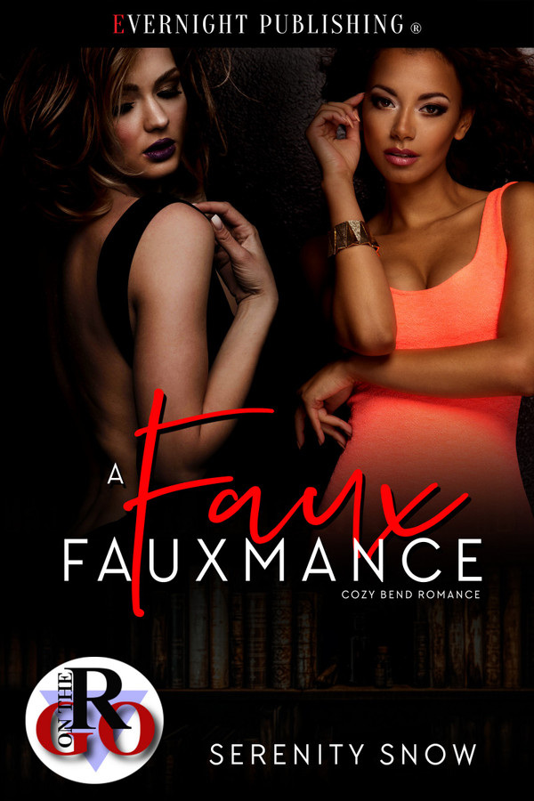 Genre: Alternative (FF) Contemporary Romance  Heat Level: 3  Word Count: 16, 470  ISBN: 978-0-3695-0115-8  Editor: Karyn White  Cover Artist: Jay Aheer