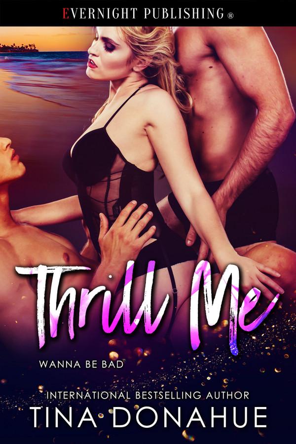 Genre: Erotic Menage (MFM) Romance  Heat Level: 4  Word Count: 59, 100  ISBN: 978-0-3695-0121-9  Editor: Karyn White  Cover Artist: Jay Aheer