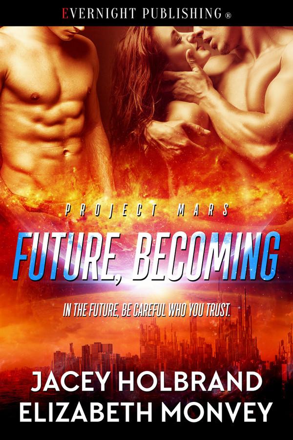 Genre: Alternative (MM) Sci-Fi Romance  Heat Level: 3  Word Count: 47, 910  ISBN: 978-0-3695-0216-2  Editor: Devin Govaere  Cover Artist: Jay Aheer