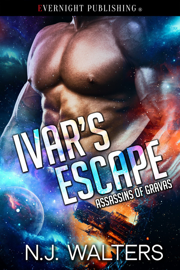 Genre: Erotic Sci-Fi Romance  Heat Level: 3  Word Count: 48, 030  ISBN: 978-0-3695-0243-8  Editor: Audrey Bobak  Cover Artist: Jay Aheer