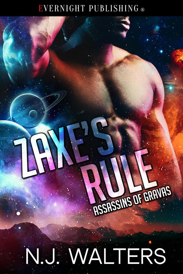 Genre: Erotic Sci-Fi Romance  Heat Level: 3  Word Count: 61, 000  ISBN: 978-0-3695-0326-8  Editor: Audrey Bobak  Cover Artist: Jay Aheer