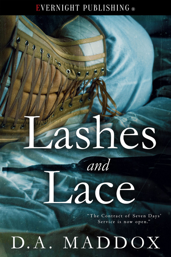 Genre: Erotic Historical Romance  Heat Level: 4  Word Count: 151, 550  ISBN: 978-0-3695-0419-7  Editor: Jessica Ruth  Cover Artist: Jay Aheer