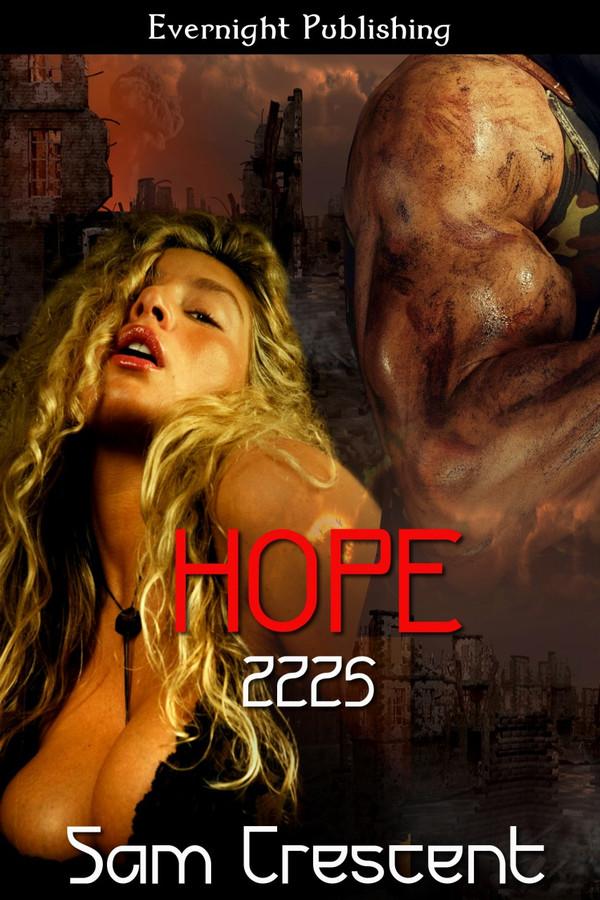 Genre: Futuristic Erotic Romance  Heat Level: 3  Word Count: 52, 540  ISBN: 978-1-77130-357-6  Editor: Karyn White  Cover Artist: Sour Cherry Designs