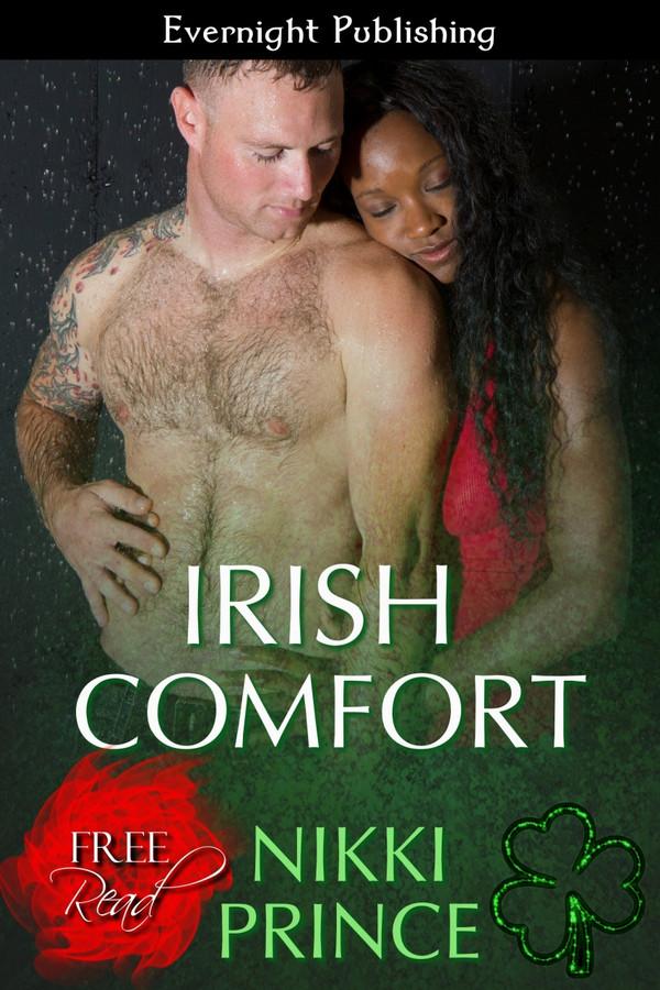 Genre: Interracial Romance  Heat Level: 2  Word Count: 5, 865  ISBN: 978-1-77130-358-3  Editor: Marie Medina  Cover Artist: Sour Cherry Designs
