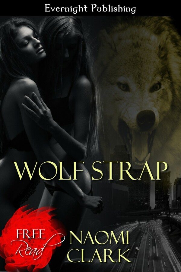 Wolf Strap by Naomi Clark