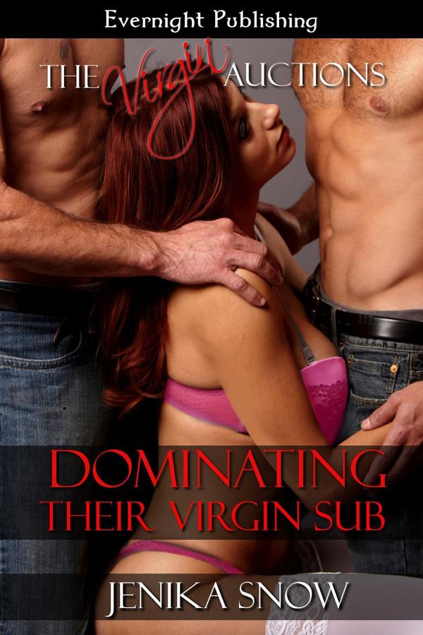 Genre: Futuristic BDSM Menage Romance  Heat Level: 4  Word Count: 21, 400  ISBN: 978-1-77130-492-4  Editor: JC Chute  Cover Artist: Sour Cherry Designs