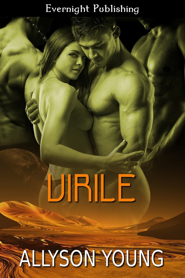 Genre: Sci-Fi Menage Romance  Heat Level: 4  Word Count: 72, 480  ISBN: 978-1-77130-597-6  Editor: Marie Medina  Cover Artist: Sour Cherry Designs