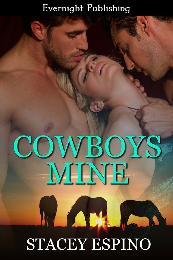 Genre: Western Menage (MFM) Romance  Heat Level: 3  Word Count: 41, 435  ISBN: 978-1-77130-700-0  Editor: JS Cook  Cover Artist: Sour Cherry Designs