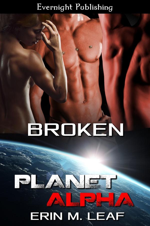 Genre: Erotic Sci-Fi Menage (MMF) Romance  Heat Level: 4  Word Count: 27, 320  ISBN: 978-1-77130-836-6  Editor: Karyn White  Cover Artist: Sour Cherry Designs