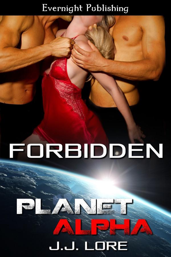 Genre: Erotic Sci-Fi Menage Romance  Heat Level: 3  Word Count: 32, 325  ISBN: 978-1-77130-902-8  Editor: Karyn White  Cover Artist: Sour Cherry Designs