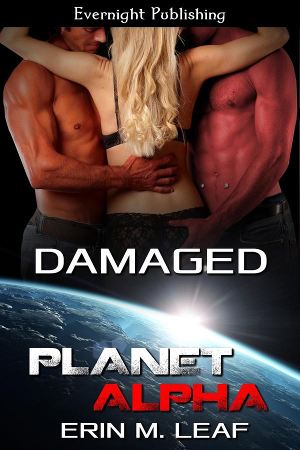Genre: Sci-Fi Menage (MMF) Romance  Heat Level: 4  Word Count: 34, 400  ISBN: 978-1-77130-921-9  Editor: Karyn White  Cover Artist: Sour Cherry Designs