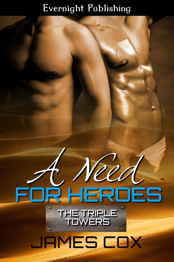 Genre: Sci-Fi Alternative (MM) Romance  Heat Level: 4  Word Count: 20, 590  ISBN: 978-1-77130-953-0  Editor: Kerry Genova  Cover Artist: Sour Cherry Designs
