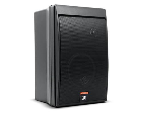 "JBL Control 5 Black 6.5"" Monitor Exc Bracket 175W 4 ohm Single Speaker"