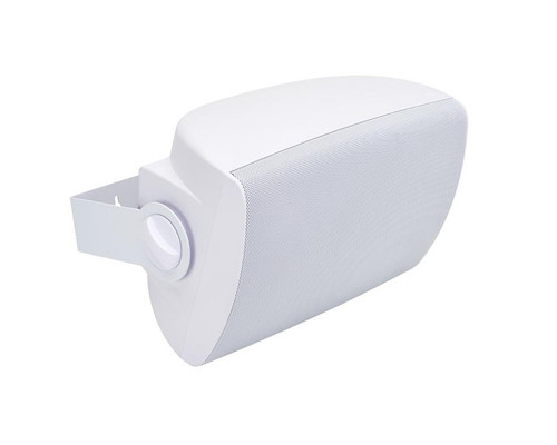 "Cloud CS-S6W Black or White 6"" 2-Way Wall Speaker With U Bracket"