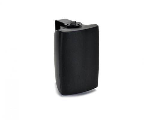"Cloud CS-S4B Black or White  4"" 2-Way Wall Speaker with U Bracket 100V/16 ohm"