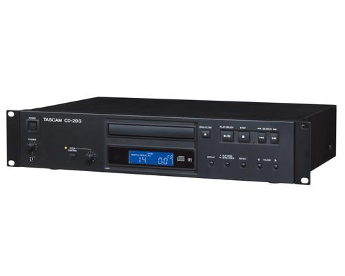 TASCAM CD200 Professional CD Player CD / MP3 / WAV Playback