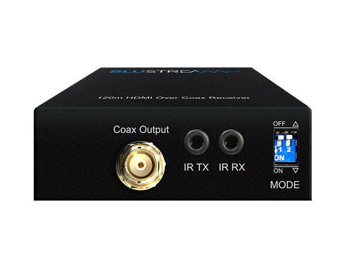 Blustream CEX120B-KIT HDMI over Coax Extender Set - 120m @ 1080p & Bi-directional IR