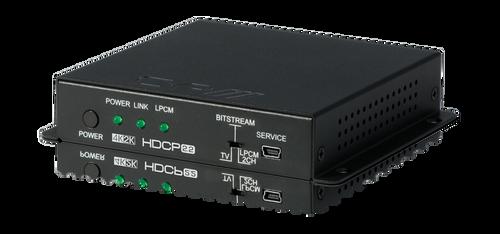 CYP AU-11CD-4K22 HDMI Audio De-embedder