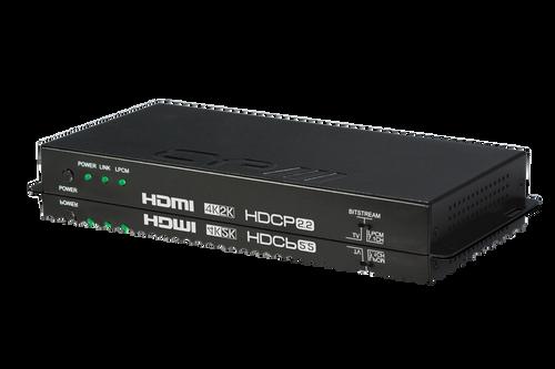 CYP AU-11SA-4K22 HDMI Audio De-embedder