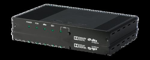 CYP AU-1H1DD-4K22 HDMI Audio De-Embedder with Dolby Digital & DTS Decoder (4K,HDCP2.2, HDMI2.0)