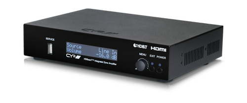 CYP A300-HBT HDBaseT™ 2-Channel Digital AV Receiver (Repeatable)