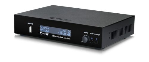 CYP AU-A50 Integrated 2-Channel Zone Amplifier (Audio Only)