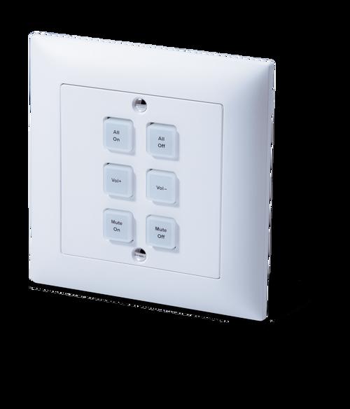 CYP CR-KP3 Wall-Mount Keypad Control System (Euro)