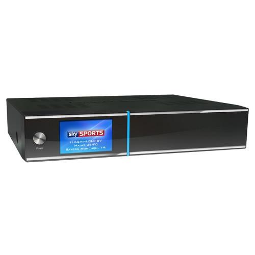 Gigablue UHD Quad 4K 2xDVB-S2 FBC ULTRA HD Satellite Receiver