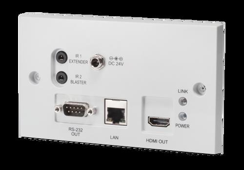 CYP PU-607BDWP-RX HDMI over Single CAT5e/6/7 HDBaseT™