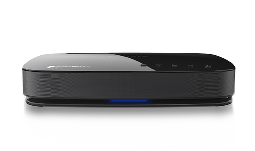 Humax Aura 4K Android TV Recorder with Freeview Play 1TB or 2TB Hard Drive Option