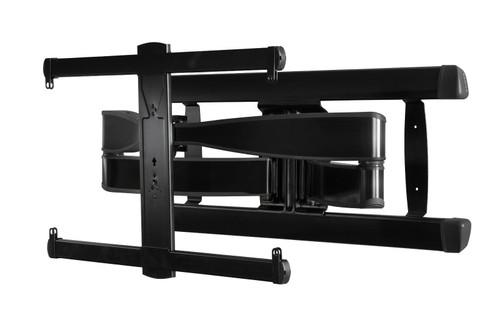 """Sanus VLF728-S2 Large Black Steel Finish Full Motion LED OLED TV Wall Bracket for 42-90"""" TV's"""