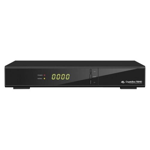 AB CryptoBox 700HD Digital Satellite Receiver MultiCAS H265 HEVC