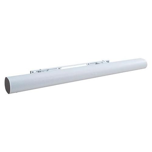 SANUS WSSAWM1-W2 White Extendable Soundbar Wall Mount Designed For Sonos Arc Sound bar