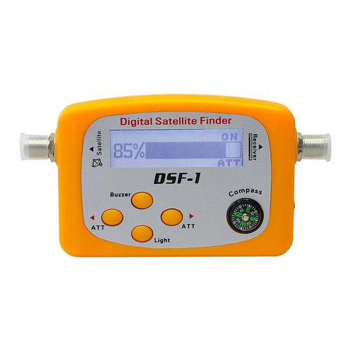 Edision DSF-1 Digital Satellite Finder Level Control Meter With Flycable