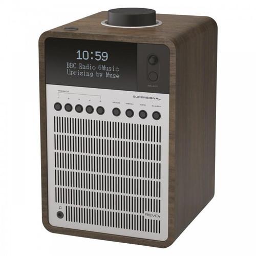 REVO SuperSignal DAB+ FM Radio With Bluetooth