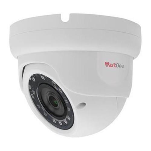 MaxxOne 5MP 2.8-12mm IR Dome White or Grey Analogue AHD/CVI/TVI/CVBS CCTV Camera