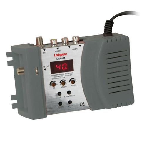 Labgear Analog Satellite, Terrestrial, CCTV UHF RF Modulator w/ PLL Control